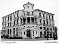Αποτέλεσμα εικόνας για φωτογραφιεσ χαλκιδασ Athens Greece, Neoclassical, Old Photos, Documentaries, Greek, Multi Story Building, Street View, Architecture, Nostalgia