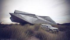 CGarchitect - Professional 3D Architectural Visualization User Community | house origami