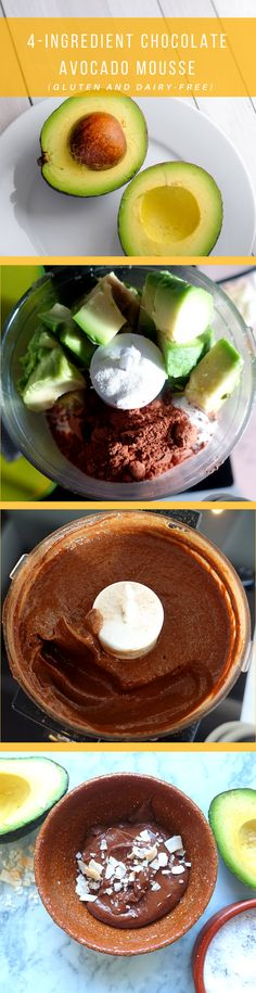 This keto chocolate mousse is packed with nutrients and healthy fats to give you clean energy and focus.