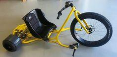 HR Drift Trikes