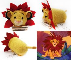 Preview: New Simba Tsum Tsum