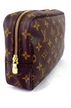 Louis Vuitton Monogram Trousse 23 Monogram Clutch $234
