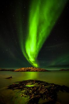 Magic Light in Norway by Rune Overason 500px.com○Canon 5D Mk II-f/2.8-15 secs-14mm-iso800-720-1080 px-rating:99.6