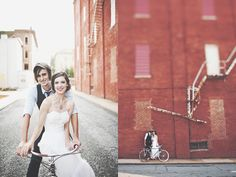 loved these photos of an intimate Virginia wedding, photo Juan MacLean, cute couple!