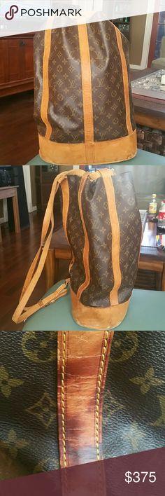SOLD Louis Vuitton AUTHENTIC RANDONNEE Authentic louis vuitton Louis Vuitton Bags
