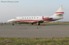 Cessna 680 Citation Sovereign - D-CEIS