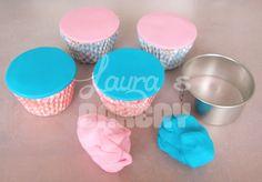 Cupcakes, Fondant, Desserts, Food, Tailgate Desserts, Cupcake Cakes, Deserts, Essen, Postres