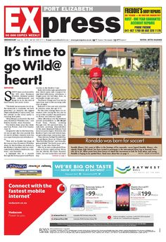 PE Express Port Elizabeth, 30 Years, Newspaper, Public, Author, Books, Libros, Journaling File System, Book