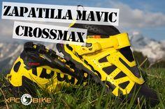 Llévate esta zapatilla MAVIC CROSSMAX que combina una excelente transmisión de la energía, la comodidad durante todo el día y una gran protección.