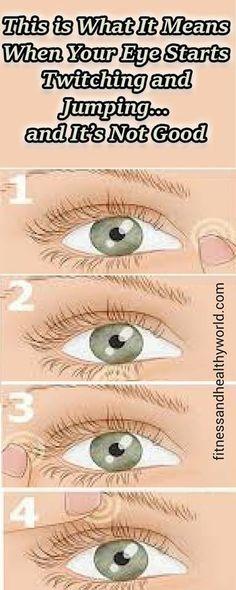 #twitching #eye #jumping #eye #health #remedy