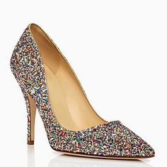 Kate Spade Licorice Too Heels – Wedding Shoes