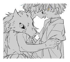 Anime Demon, Manga Anime, Anime Couple Kiss, Hello Memes, Dragon Slayer, Slayer Anime, Anime Ships, Kawaii Anime, Cool Art