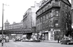 Glasgow in the 1970s - East of the Cross
