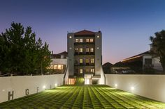 OODA revives dm2 housing building in historic porto - designboom | architecture & design magazine