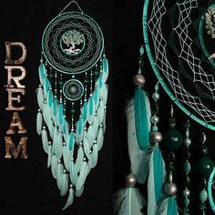 Mint Dream Catcher Tree of life amazonite Dreamcatcher mint Dreamсatcher wall handmade mint gift birthday amazonite gift mint tree of life Amazonite always considered a stone of strong family ties, a holy stone, which makes the strong love, faith and family. It can be worn by all. It is a beautiful, calm environment creates and constancy. Ancient celebrated its healing properties. ************************************************************************* Medicinal properties I