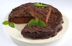 kakaový dort Cake, Food, Kuchen, Essen, Meals, Torte, Cookies, Yemek, Cheeseburger Paradise Pie