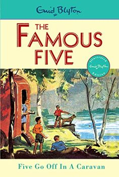 The Famous Five was one of the very 1st English chapter books I've ever read. (And since I was 14 I hid it in a copy of Sherlock Holmes.) I'd highly recommend the writing style for ESL children, though. #chapterbookalchemist http://www.childrensbookacademy.com/the-chapter-book-alchemist.html