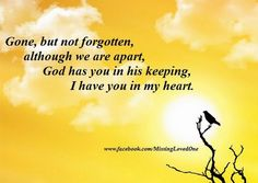 214 Best Gone But Never Forgotten Images Thoughts Love Messages