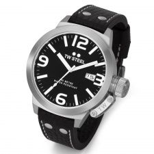 TW Steel Mens Canteen Black Leather Black Dial Watch >>> You can find out more details at the link of the image. Fine Watches, Watches For Men, Affordable Watches, Stylish Watches, Contemporary Jewellery, Watch Sale, Casio Watch, Fashion Accessories, Black Leather