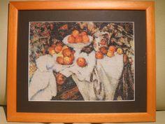 Manzanas y naranjas *Paul Cézanne Hecho en 2012