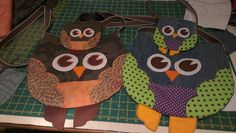 You have to see Denim Owl by Mad woman!