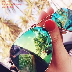 #Rayban #rayban #RayBanSunglasses RAY BAN Sunglasses! love this site!$12.99 holy cow, I'm in love with this site.