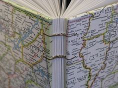 Map of #alabama journal. love love love.