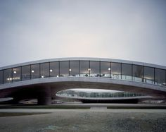 Rolex Learning Center in Lausanne - SANAA