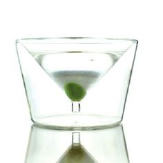 InsideOut Collection Martini Glass Set