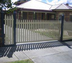 Aluminium Gates And Fences Melbourne Home Design - Interior Home Decor
