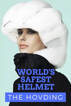 Bring this helmet next time you travel to keep you safe when you rent bikes! f7f36f7494