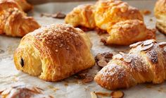 Classic Filled Croissants « The Home Channel | DStV Channel 176 | Recipes, DIY, Crafts, Decor