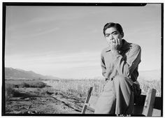 46 Photos Of Life At A Japanese Internment Camp, Taken By Ansel Adams