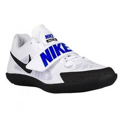 online store fa34e 34ecd Nike Zoom Rival Sd 2 Shot Put Discus Throwing Shoe SIZE 9 White 685134 100