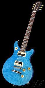 Gibson Custom Shop TAK MATSUMOTO DC STANDARD AQUA BLUE LIMITED EDITION