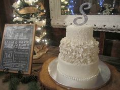 Notes in the Key of Life: a beautiful December wedding