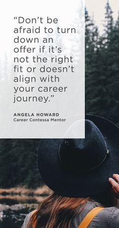 Click to see the four strategies you can use to ensure that you're looking beyond the job description to find a career that's the right fit for you. | CareerContessa.com