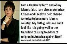 Ayatollah Khamenei Accuses obama of lying over Iran nuke deal  4/9/15 WHOA, val jarrett spoke the truth once in 1977!