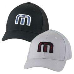 4e01ffd4a14 The Thomas trucker hat from Travis Mathew has a soft elastic FlexFit  headband for a comfortable