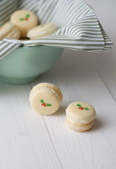 1000+ images about Macarons for Christmas on Pinterest ...