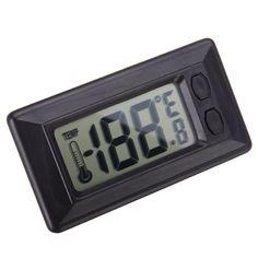 AUTO LCD Display Digital Car Indoor Temperature Thermometer