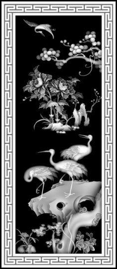 Birds Scenery Grayscale Image BMP File Pop Art Design, Free Design, Art Designs, Vector File, Vector Art, Grayscale Image, Dandelion Flower, Flower Sketches, Screen Printing