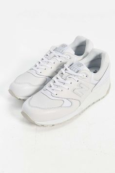 be9d0163a107 New Balance 999 Whiteout Running Sneaker