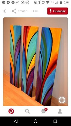 *Currently on Display at Restaino & Associates Realtors Office* Tableau Pop Art, Arte Pop, African Art, Painting Techniques, Painting Inspiration, Wood Art, Art Lessons, Painting & Drawing, Modern Art