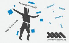 Creative design with detail on pixel - Kreativní design s detailem na pixel http://michalsarka.cz http://befly.cz