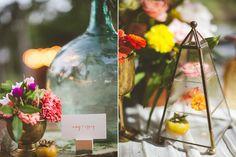 Loot Vintage Rentals. Photos by The Nichols. #austinwedding #weddingrentals