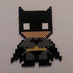 Batman perler beads