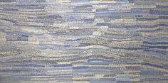 Yurpiya Lionel - Anumara - 170 x 84 cm http://www.aboriginalsignature.com/art-aborigene-ernabella/yurpiya-lionel-anumara-170-x-84-cm