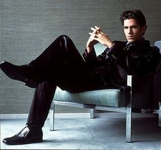 Eduardo Verastegui at IMDB Official site The Butterfly Circus Bella Charmed Chasing Papi Trej Mujeres Meet Me in Miami Fantasy Romance Novels, Man Parts, Dapper Gentleman, Godly Man, Most Beautiful Man, Gorgeous Guys, Suit And Tie, Well Dressed Men, Haircuts For Men