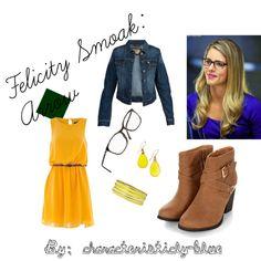 Felicity Smoak: Arrow